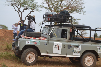 Our Land Rover