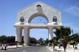 Banjul's Arch 22