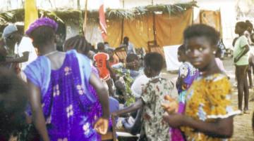 Banjul Market - not to be missed